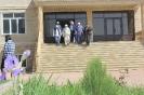 Приезд Мустафы аль-Буга в наш университет